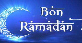 Bon Ramadan Amis Facebook
