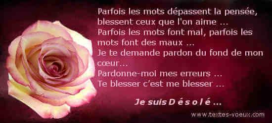Messages Pour Demander Pardon Beau Message Sms Pour Sexcuser