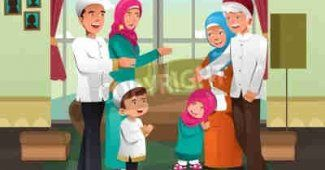 Aid Mabrouk pour souhaiter une bonne fête de l'Aïd