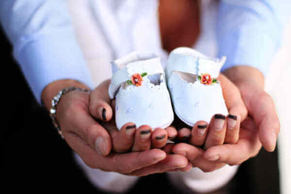Batpême Civil ou catholique d'u bébé