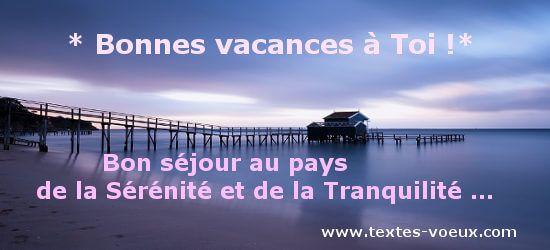 Texte Carte Postale Bon Voyage