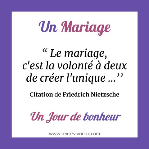 Modèles Textes Carte Mariage Félicitations Invitation